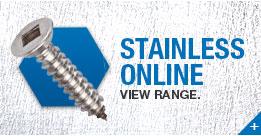 Stainless Screws Online