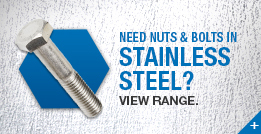 Stainless Fasteners