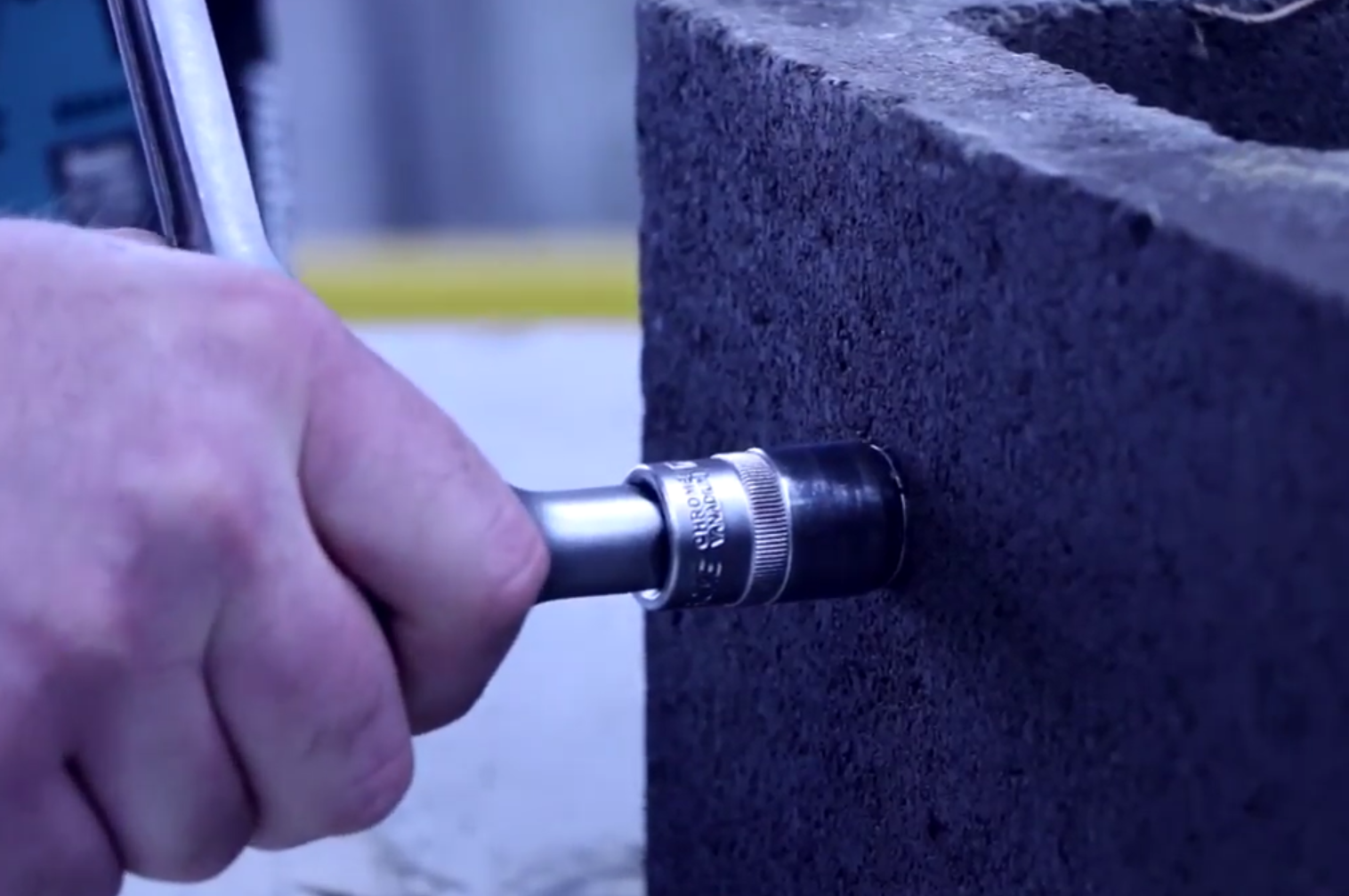 How To Install Screw Anchors