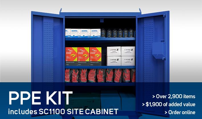 SC1100 PPE Kit