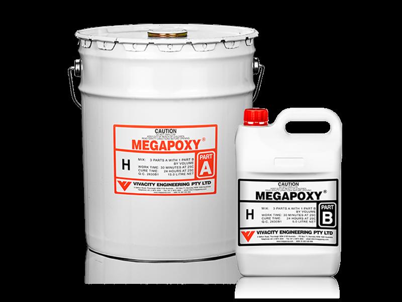 Megapoxy H Low Vis Liquid