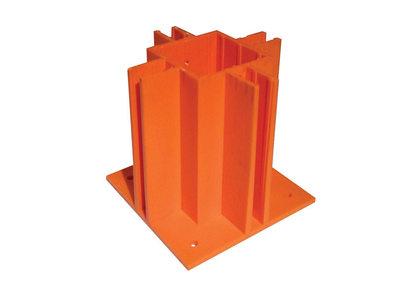 Safety Base Temporary Guardrail System Allfasteners