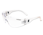C2 Clear Safety Glasses