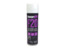 F20 Foam & Upholstery Adhesive Aerosol TensorGrip®