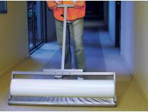 Carpet Protection Film Applicator Floor Roller