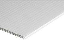 Corflute 2.5mm White 2400 x 1200mm Sheets