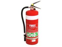 Fire Extinguisher 4.5kg ABE Powder Type