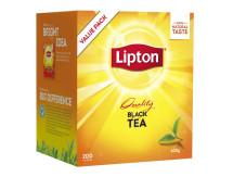 Lipton Black Tea Bags 200PK