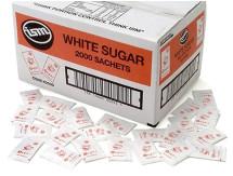 Sugar Sachets White 2000PK