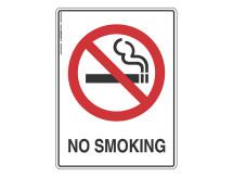 No Smoking - Prohibit Sign