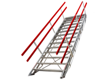 1200mm AdjustaStairs® SafeSmart Access