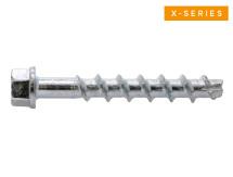 XSAH-Z Concrete Screw-Anchor Hex Zinc Seismic C1 & C2
