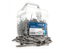 T17 Square Drv 304 Stainless Deck Screws