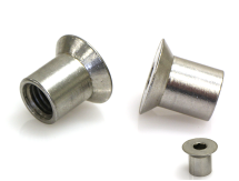 Countersunk Stainless Steel Barrel Nut