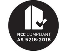 NCC Compliant Anchors