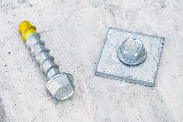 Load Types in Concrete Anchoring