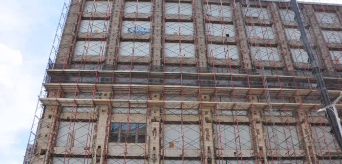Scaffold Anchor Points: Self-Test and Save