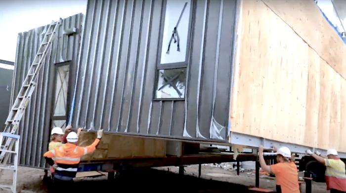 MATERIALS: Prefab and Modular Construction in Australia