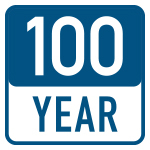 100-Year Design Life