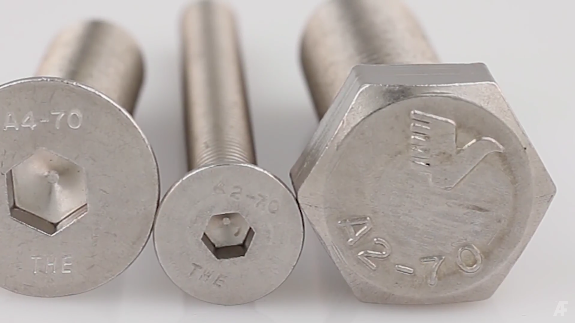 Fasteners How To Identify Stainless Steel
