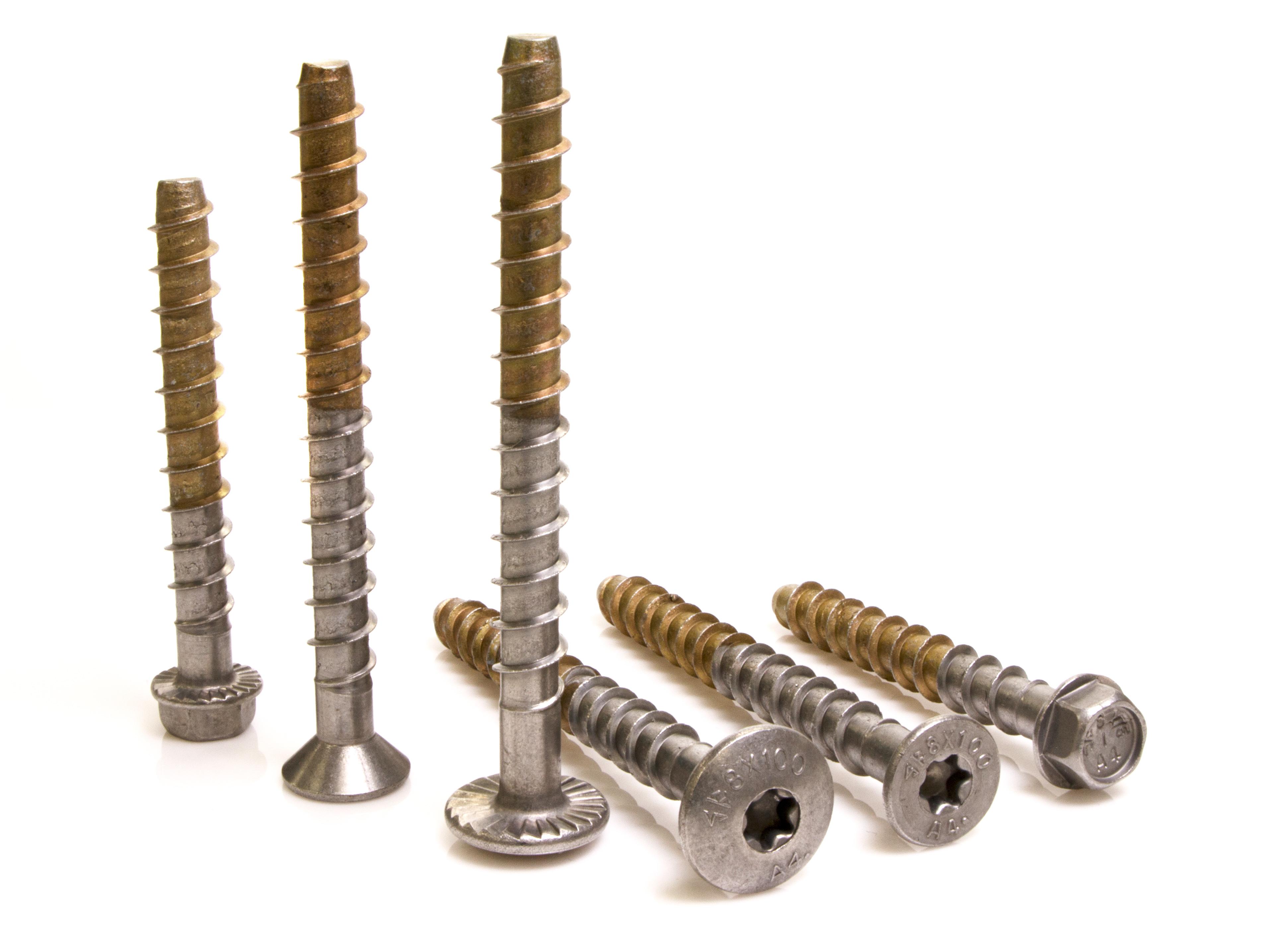 bi metal screw anchor